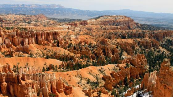 Bryce Canyon National Park wallpaper