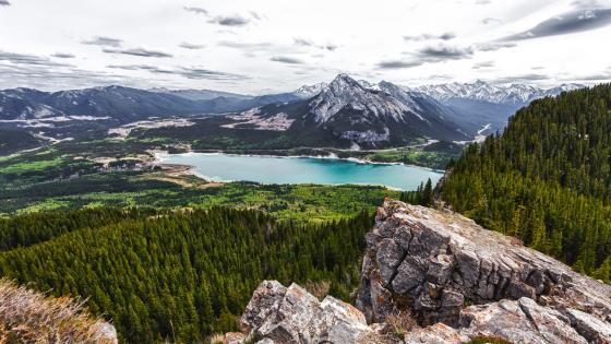 Bow Valley Provincial Park - Kananaskis Country wallpaper