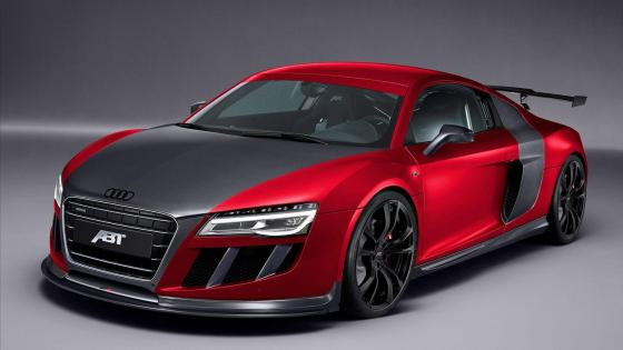 ABT Audi R8 wallpaper