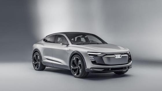 Audi e-tron GT Concept wallpaper