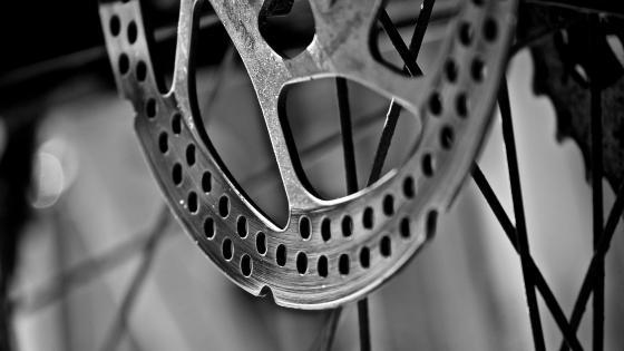 Bike Brake Disc wallpaper
