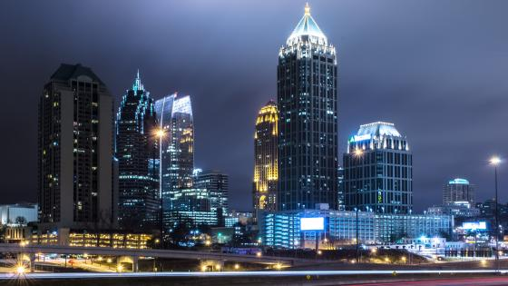 Midtown Atlanta wallpaper