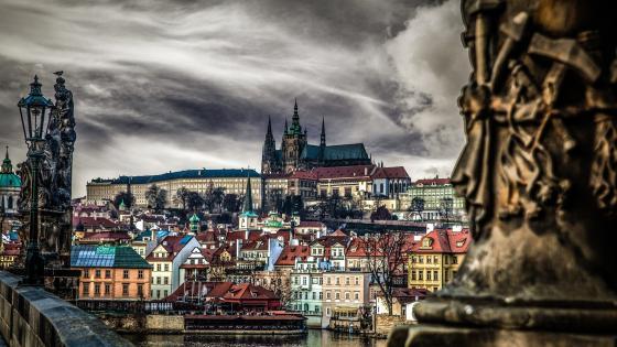 Praha (Prague) wallpaper