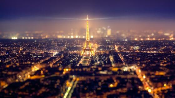 THE BEAUTY OF PARIS wallpaper