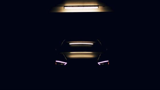 Car Front View wallpaper