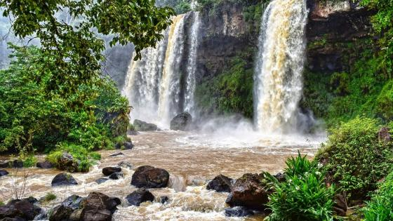 Iguazu National Park wallpaper