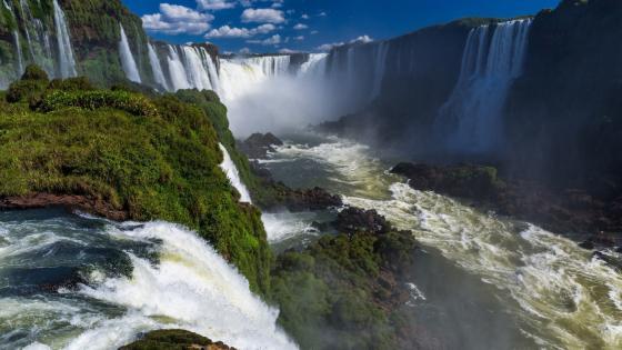 Iguazu Falls wallpaper