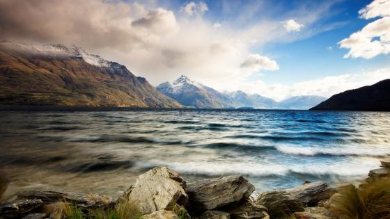 Lake Wakatipu wallpaper