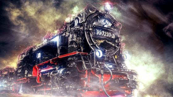 Steam Locomotive wallpaper