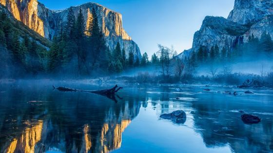 El Capitan, Yosemite National Park wallpaper
