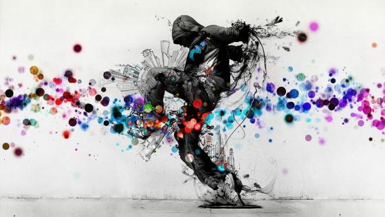 Breakdancing wallpaper