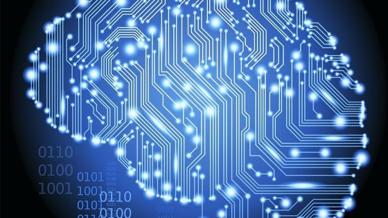 Smart Circuit Brain wallpaper