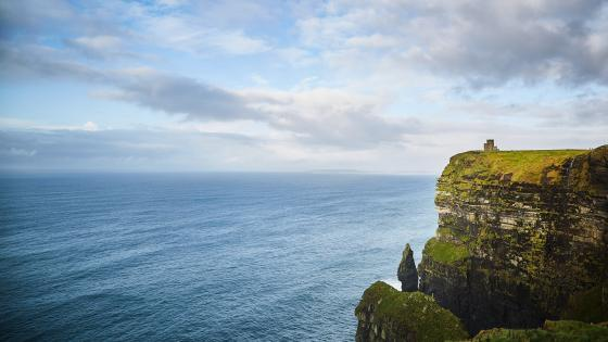Cliffs of Moher wallpaper