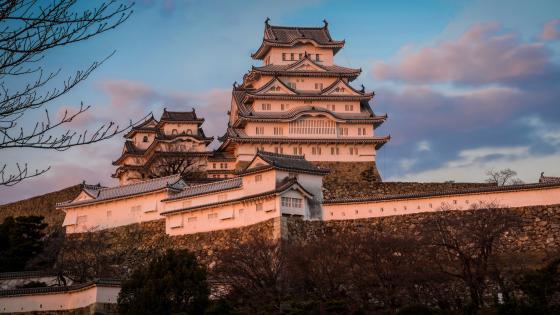 Himeji Castle, Japan wallpaper