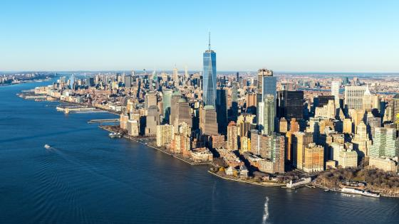 One World Trade Center, Lower Manhattan, New York City wallpaper