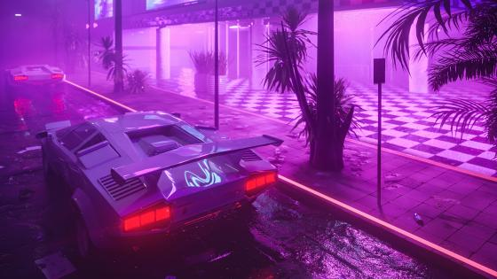 Back to 80s wallpaper
