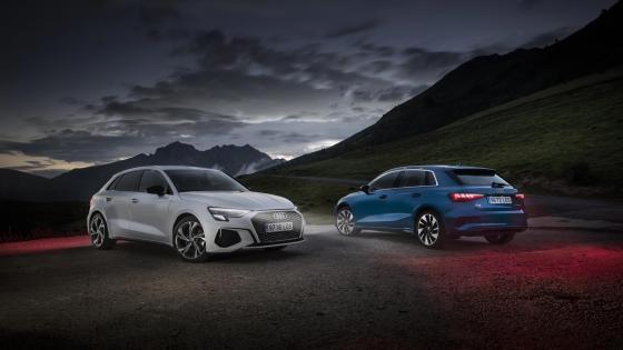 Audi A3 Sport Back 2020 wallpaper