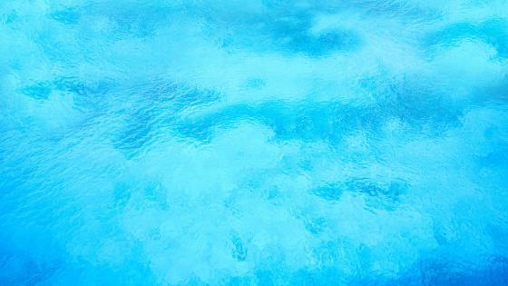 Blue Caribbean Sea wallpaper