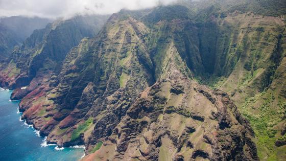 Kauai island, Hawaii wallpaper
