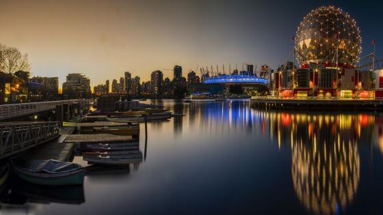 Science World at Vancouver wallpaper