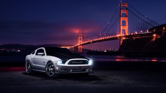 Ford Mustang wallpaper