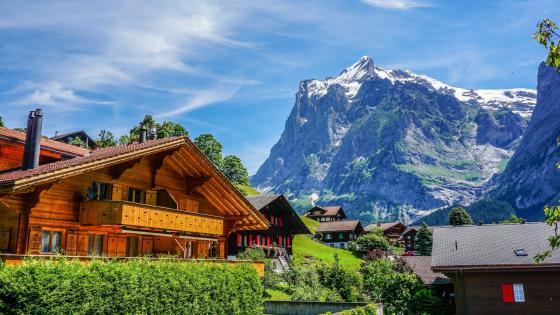 Grindelwald wallpaper