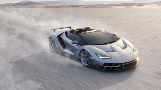 Lamborghini Centenario wallpaper