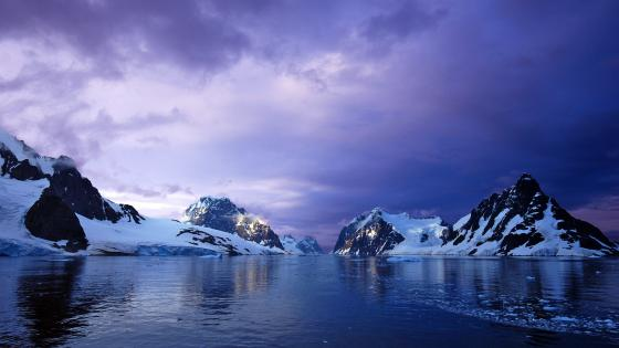 Lemaire Channel, Antarctica wallpaper