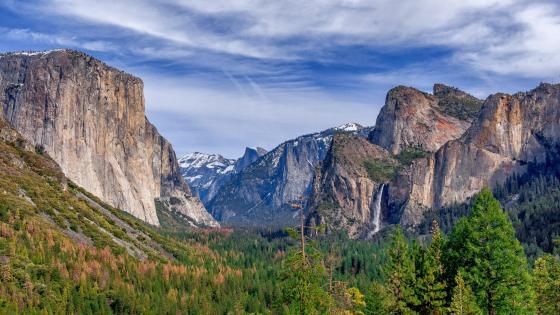 Yosemite National Park, Yosemite Valley wallpaper
