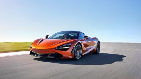McLaren 720S wallpaper