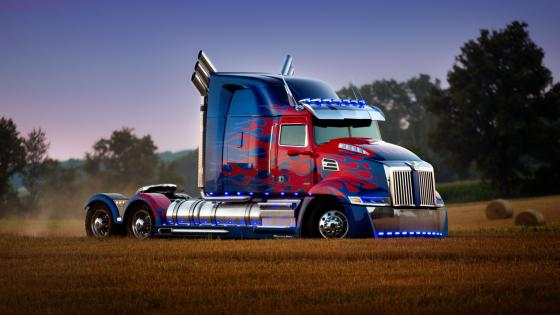 Awesome Truck wallpaper