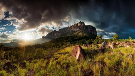 Mount Roraima, Venezuela wallpaper