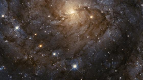 Spiral Arms of Caldwell 5 wallpaper