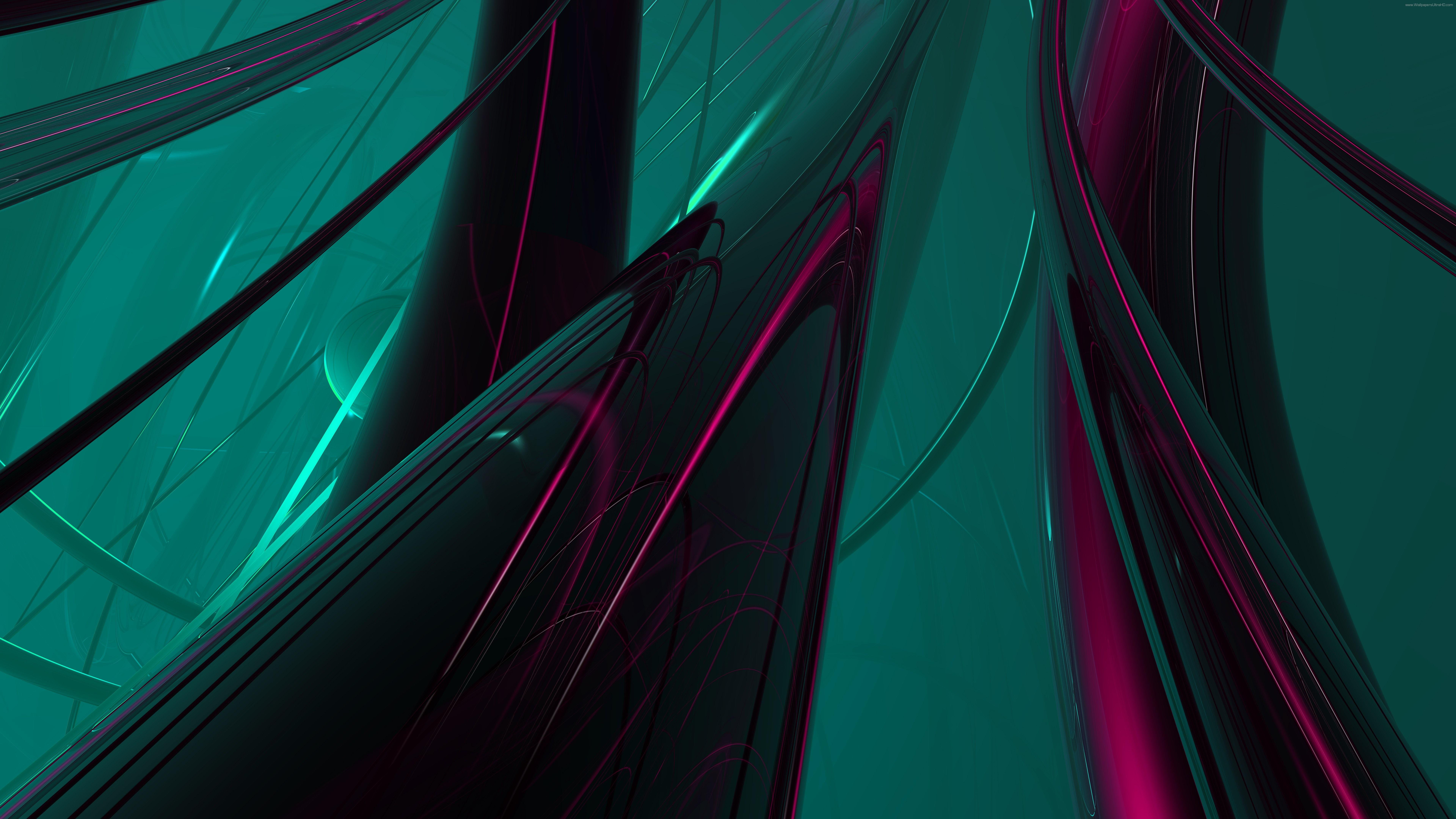 Tubes digital art wallpaper