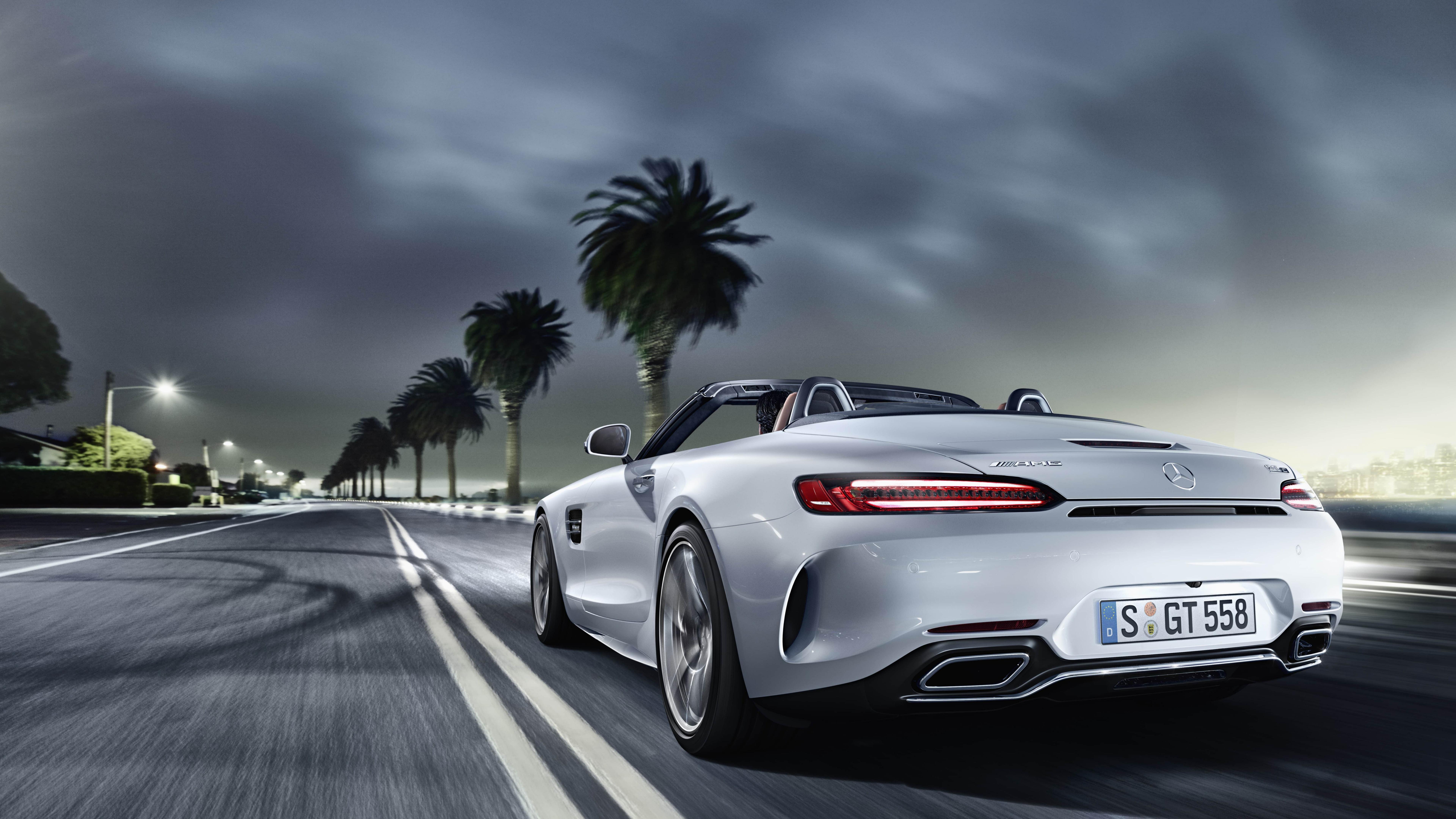 Mercedes AMG GT-C Roadster wallpaper