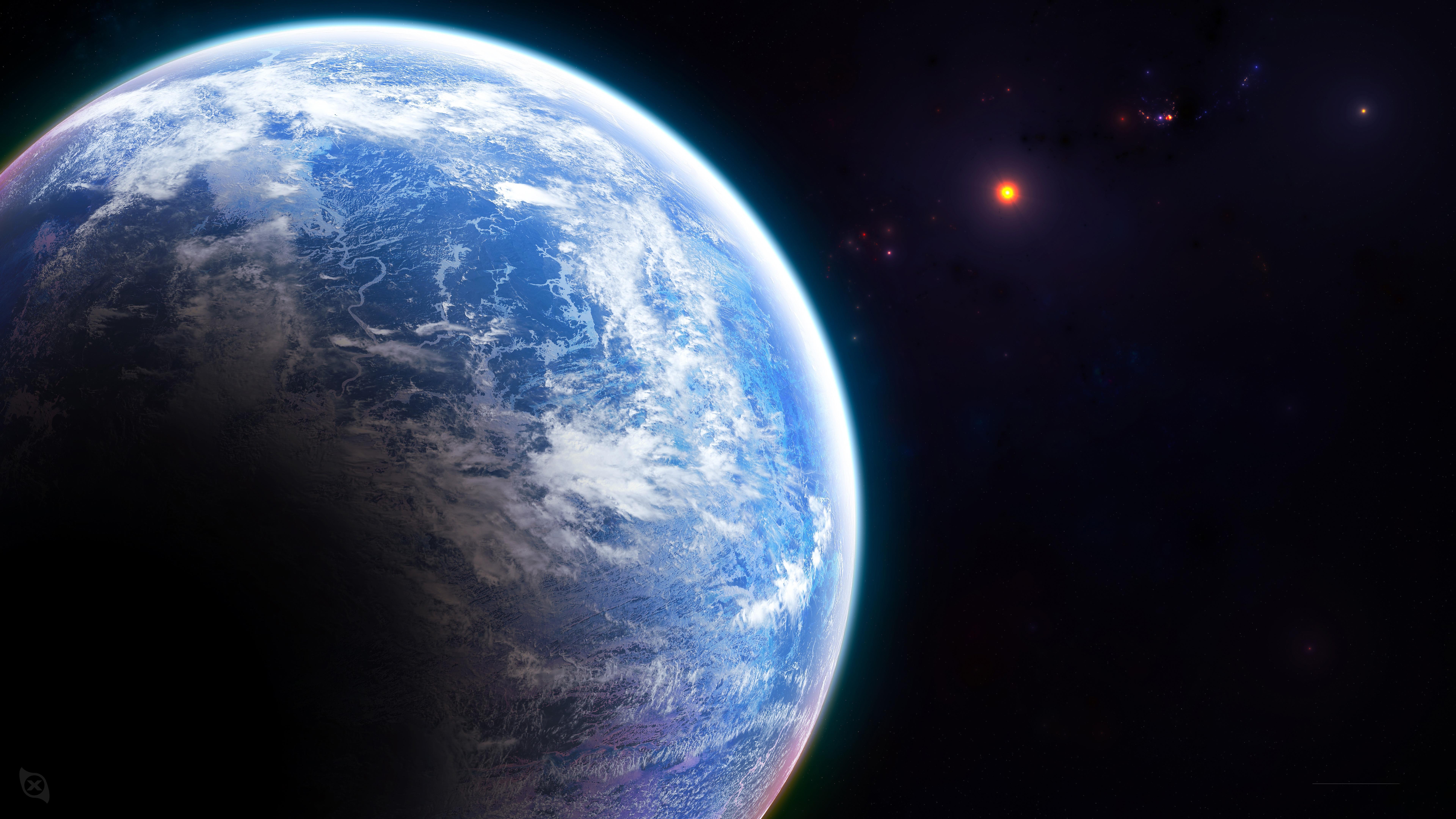 Earth Planet 8K UltraHD Wallpaper - backiee - Free Ultra ...