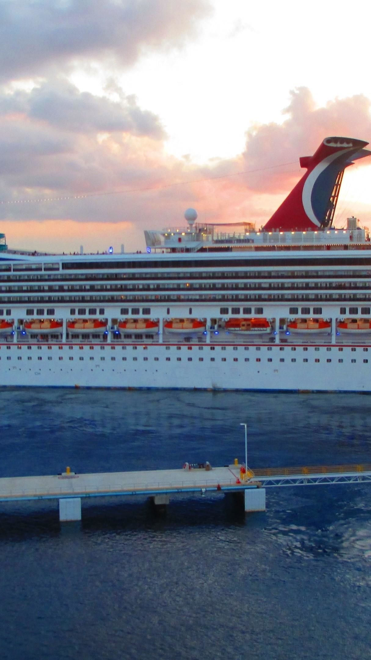 Cruise Ship Hd Wallpapers: Carnival Glory Cruise Ship 4K UltraHD Wallpaper