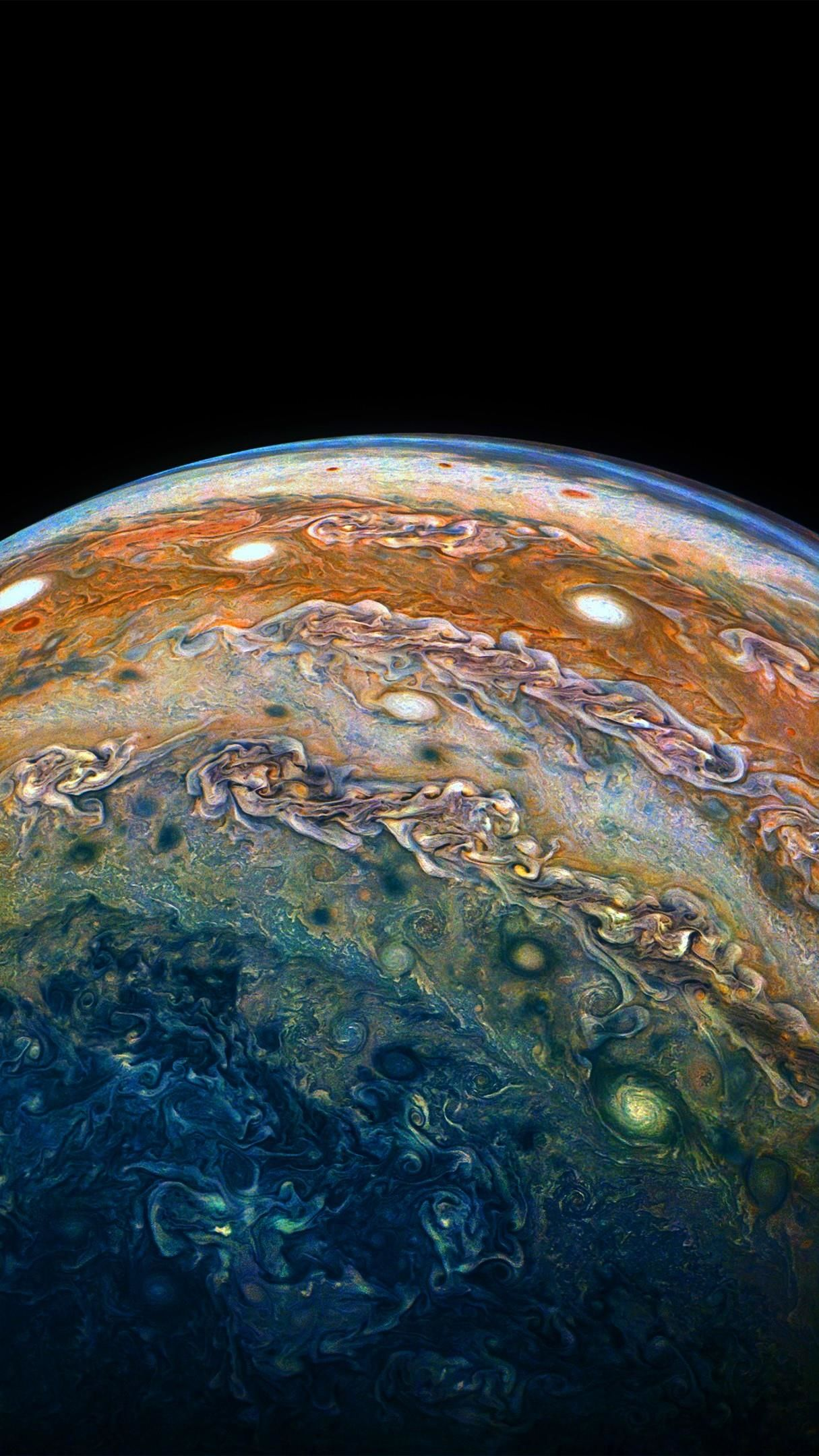 NASA Juno Mission 4K UltraHD Wallpaper