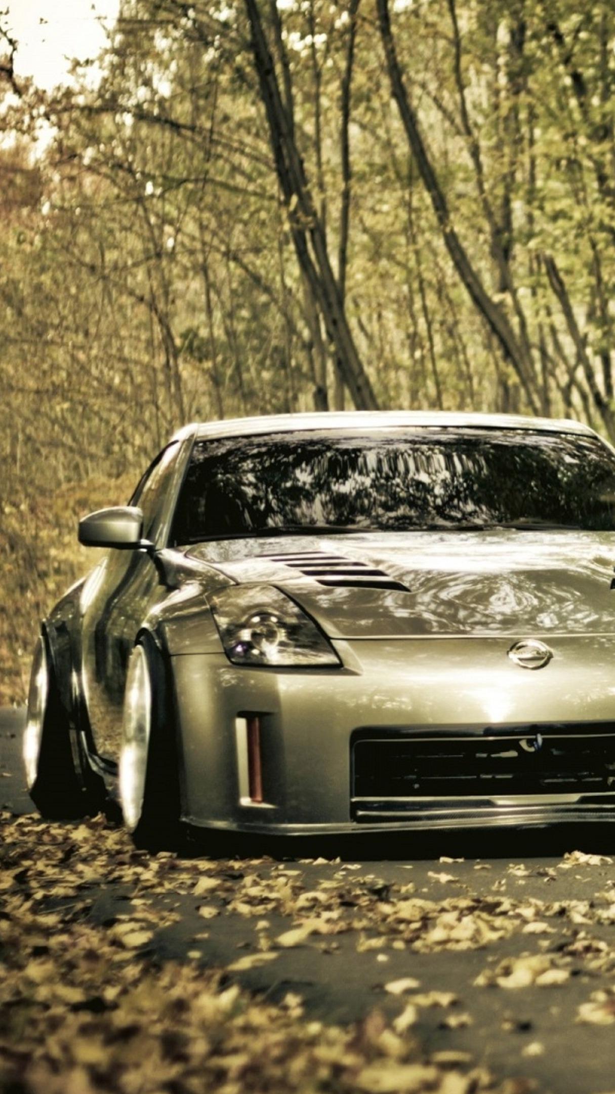 Nissan 350Z 4K UltraHD wallpaper - backiee