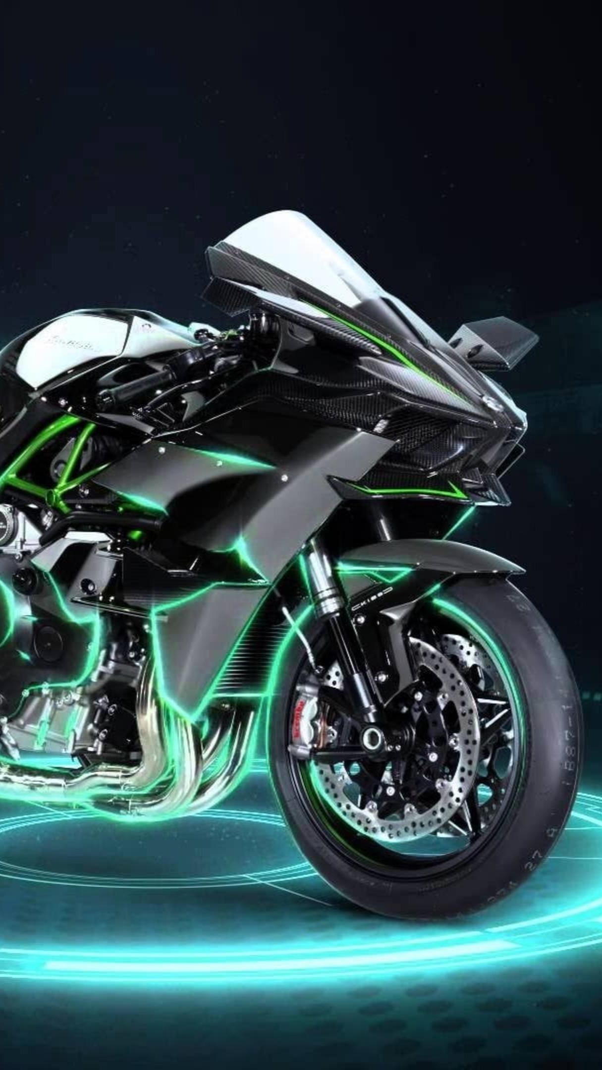 Scheda tecnica Kawasaki Ninja H2R: prezzo e caratteristiche